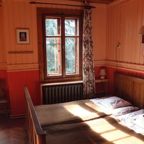Villa Forest Garden - twin room - Lanckorona - Villa