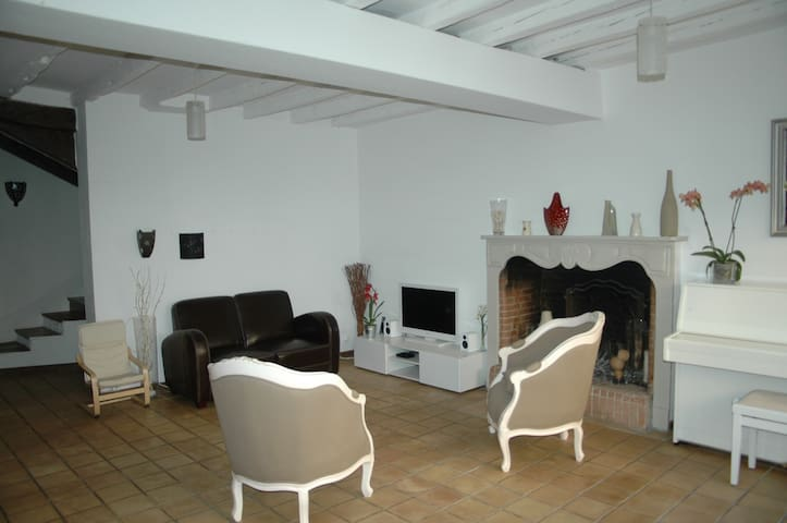 Maison au calme - Pechabou - Huis