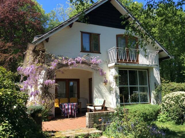 Peaceful, family home - Oegstgeest - 別荘