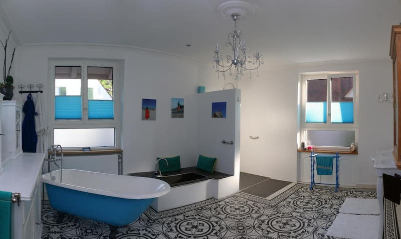 Private Room near Basel/Gemütliches Zimmer Liestal - Liestal - Bed & Breakfast