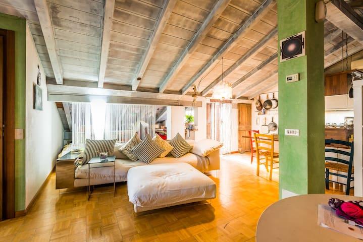 Villa accogliente e silenziosa - Cesano Maderno - Huis