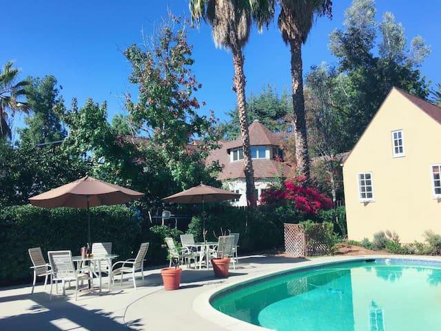 Lovely Independent guest house in Pasadena - Pasadena - Casa