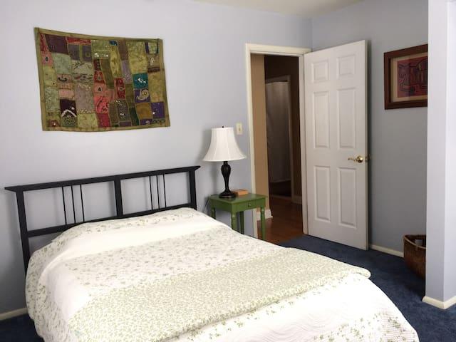 Blue Robin Room - Granville - Casa