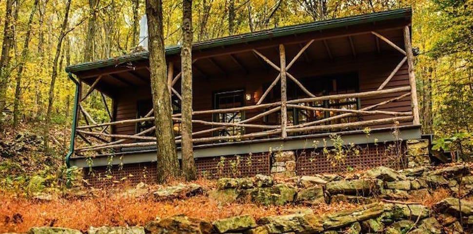 Cozy Appalachian Trail Cottage - Bethel - Huis