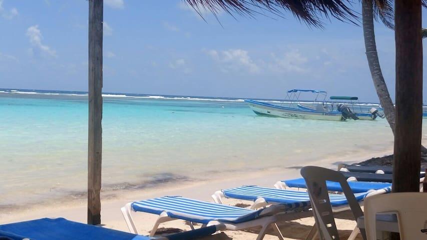 Pleno centro!150metros de la playa - Playa del Carmen - Apartment