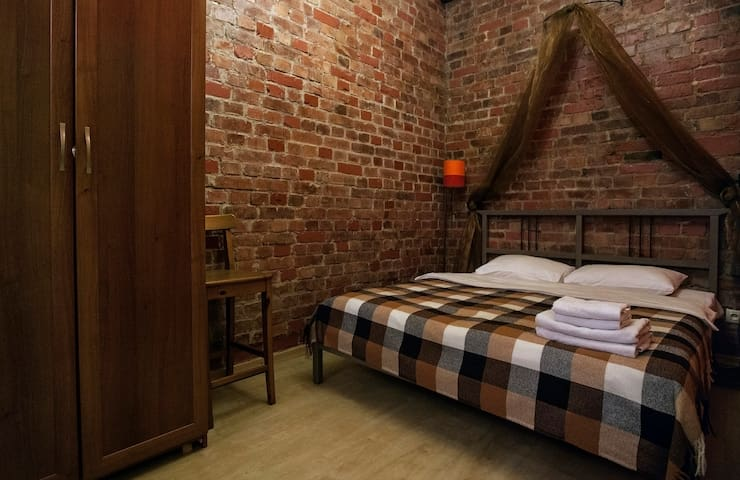 Квартира с ЭРКЕРОМ  и VIEW - Санкт-Петербург - Bed & Breakfast
