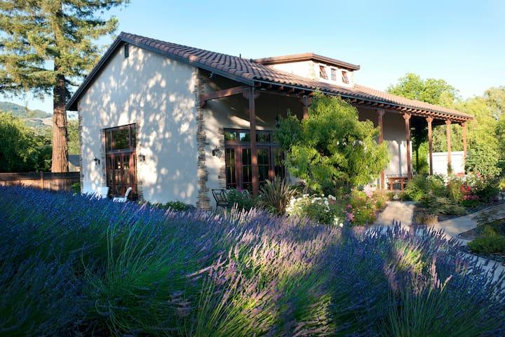 Hacienda Sonoma - in the HEART of Sonoma Valley. - Kenwood