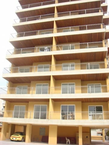 Charming high rise apt 3 bedroom - Zalka - Appartement