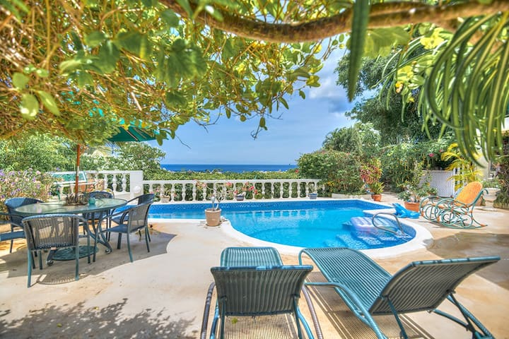 Barbados private suite with pool - Retreat - Lakás
