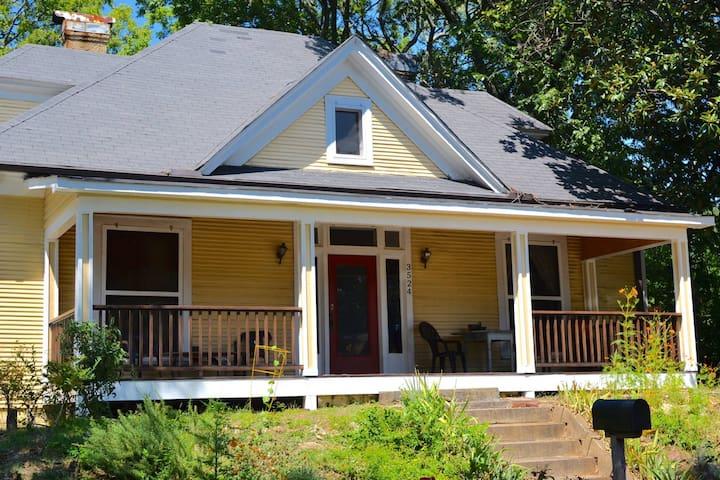 McGrady House—Historic Avondale neighborhood - Birmingham