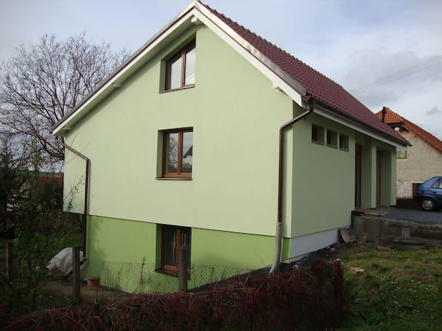 Litomysl center within walking distance - Litomyšl - Ev