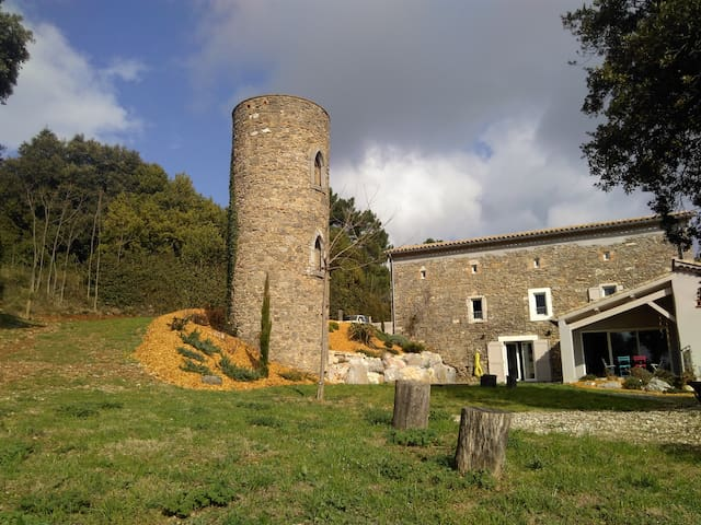 Mas Bernard - Anduze - 別荘