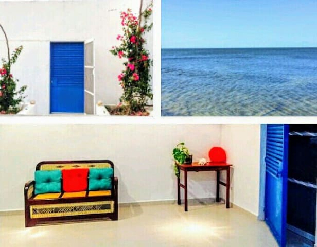 Beach Front House in The City - Campeche - Appartement
