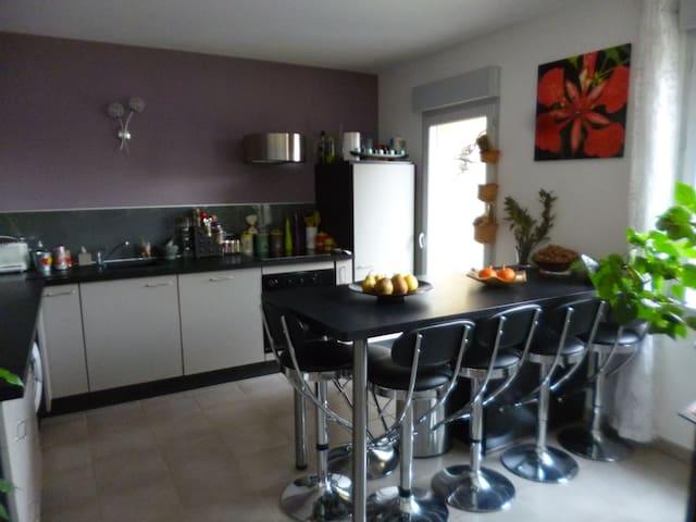 Bel appartement neuf et lumineux - Curis-au-Mont-d'Or - Departamento