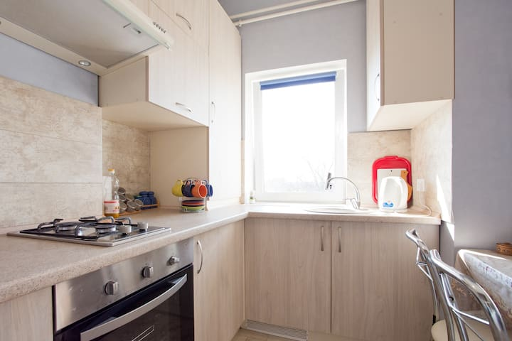 Cute two levels apartment close to city center! - Odessa - Appartement
