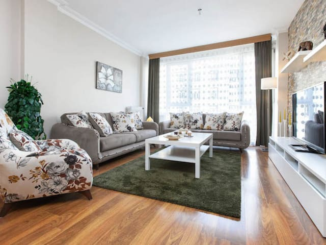NişantaşıAmazing Apartment 1455 - Şişli - Huoneisto