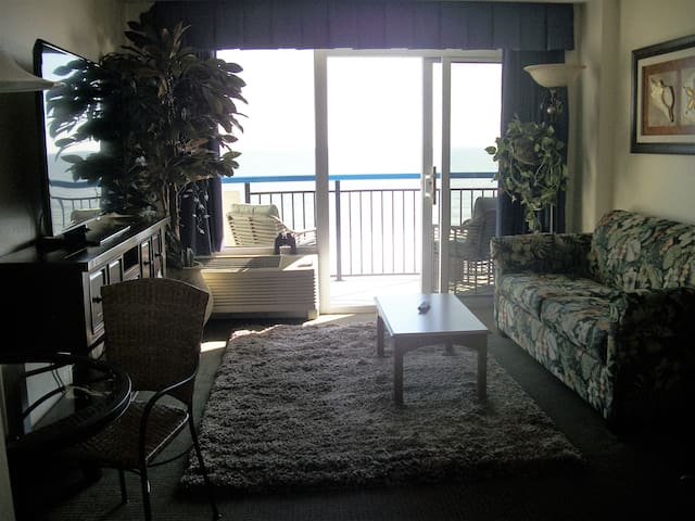 """""""Honeymoon Suite 6""""(M-Th $39) thru April - Myrtle Beach - Lejlighedskompleks"""