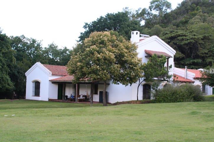 Corral de Irusta- Secluded Farm House in the Hills - Córdoba - Villa