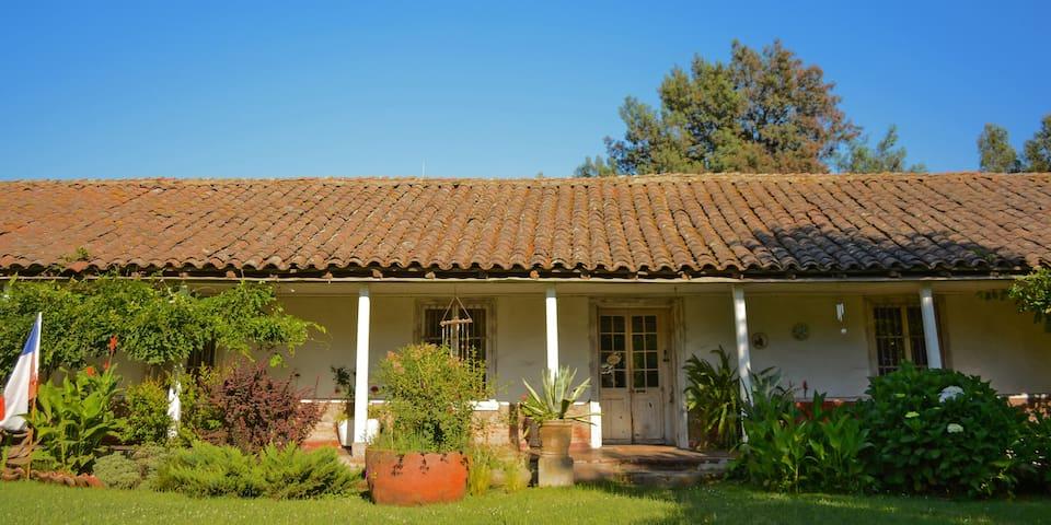 Big Country House in Colchagua Valley - San Fernando - Villa