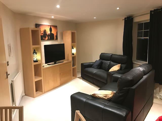 Cosy apartment close to the metro and city center - Gateshead