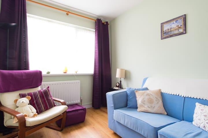 Apartment near City & Beach - Galway