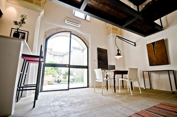 Romantic Loft - Incredible Architecture, Nardo - Nardò - Loteng