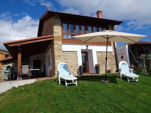 Máximo relax en un ambiente rural - Villaverde - Ev