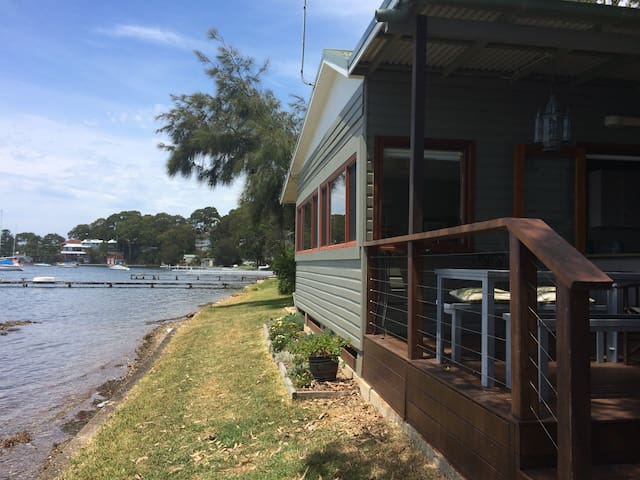 The Green Cottage - Coal Point - Huis