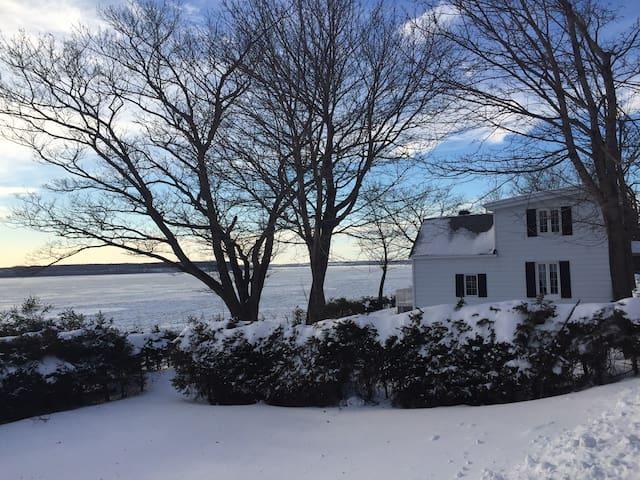 Maison Trépanier  Great view  St. Lawrence River - Cap-Santé