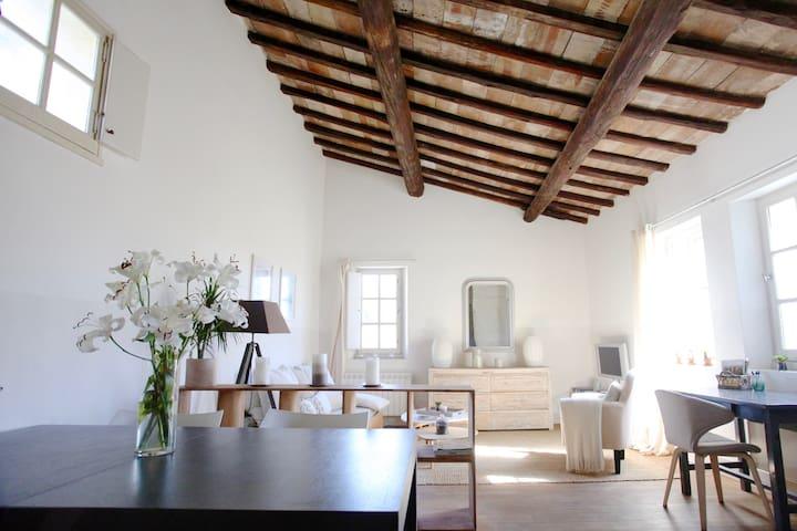 Magnificent Apartment in the heart of Uzès - Uzès - Huoneisto