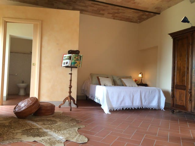 Beautiful apartment in tuscany - Terricciola - Appartement