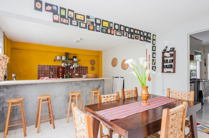 House for 12 - Curitiba - Haus