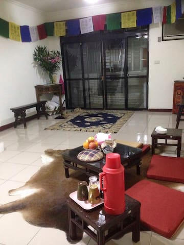3 bed room & 2bath in Taipei city - Taipei - Apartament