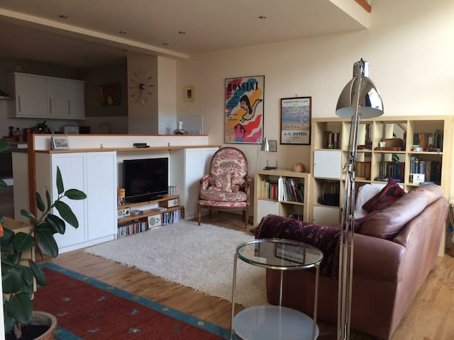 A cosy, stylish home from home - Hebden Bridge - Apartemen