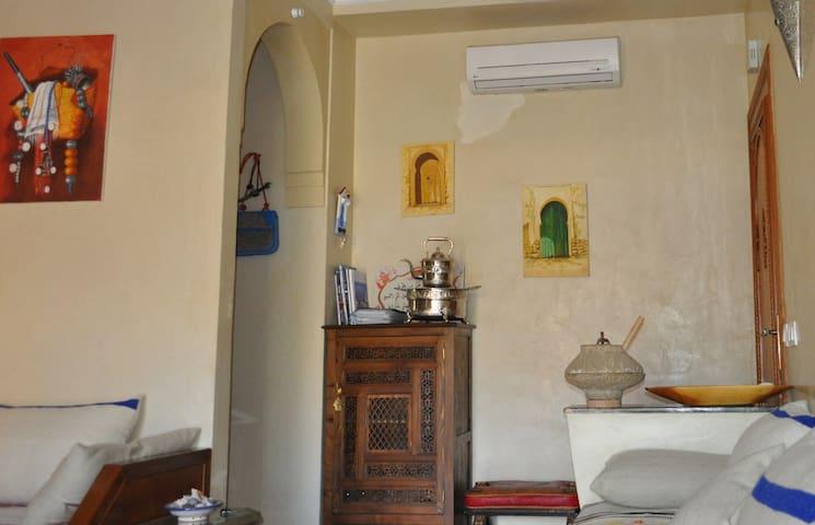 Cosy apartment in seaside village - Mohammedia - Departamento