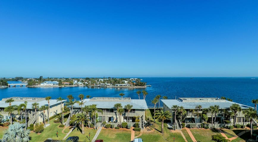 Amazing Water Views on Anna Maria Island - Holmes Beach - Wohnung