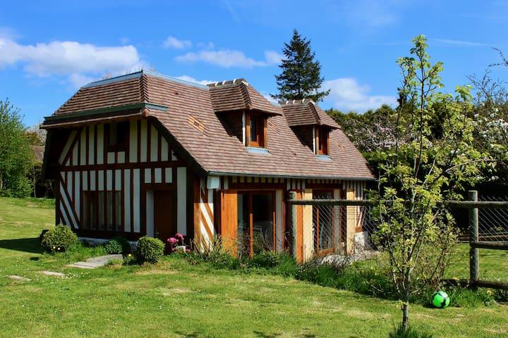 Au Petit Bonheur - Gîte normand - Saint-Martin-aux-Chartrains - Casa