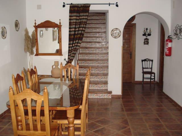 Casa Paqui Biovida - Fuentealbilla