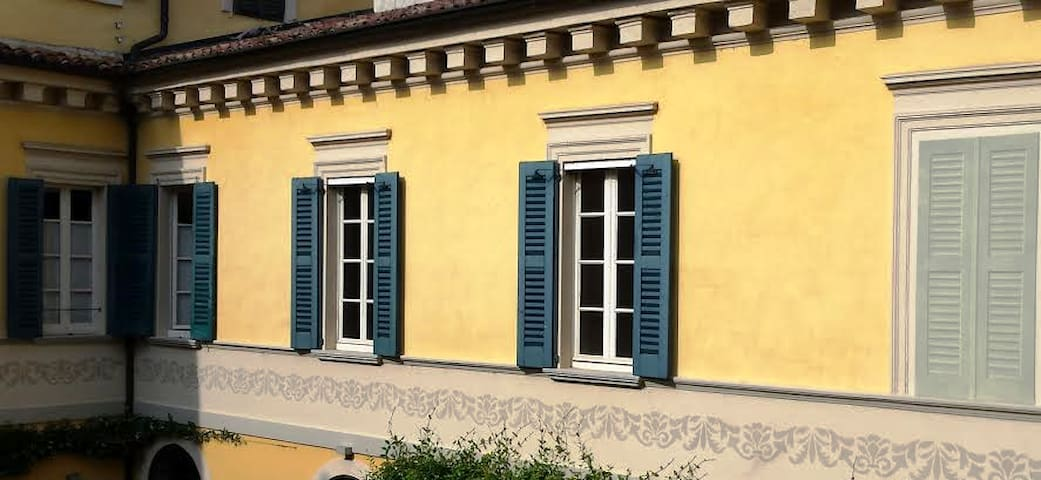 Palazzo Agnesi - Крема - Квартира