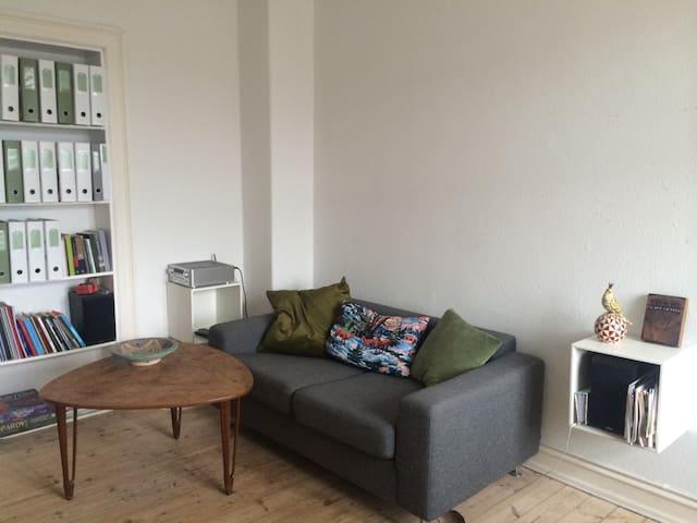 Brilliant location! Typical Copenhagen living :-) - Copenhague - Bed & Breakfast