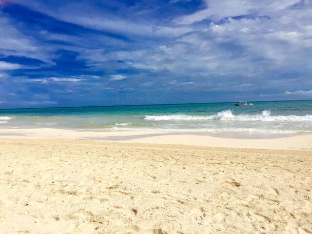 Beautiful Beach Villa Playa Maroma - Playa del Carmen