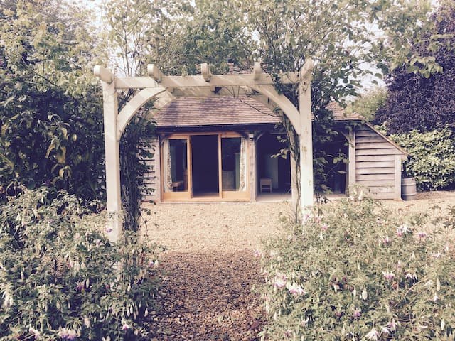 Fig Tree Barn b&b - Blendworth - Andre