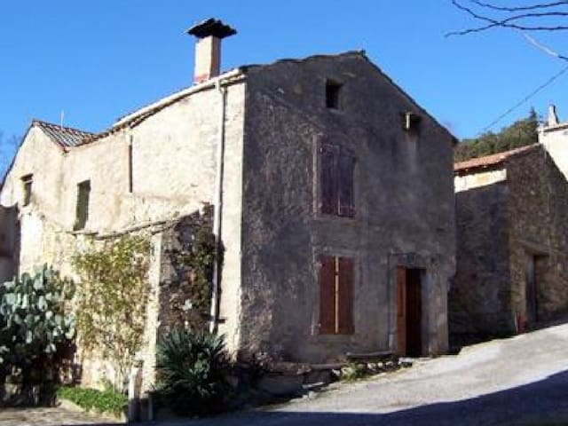 Rustic 16th century converted farmhouse - Vélieux - Casa