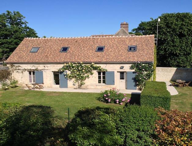 Maison 4 chambres, 50km de Paris - Baron - House