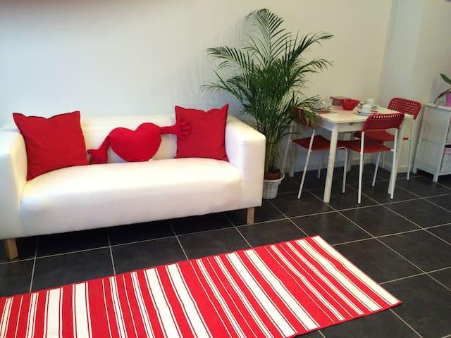 Elisabeth - Ganshoren - 公寓