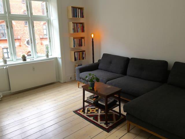 Cosy apartment near the metro and city center - Copenhague - Departamento