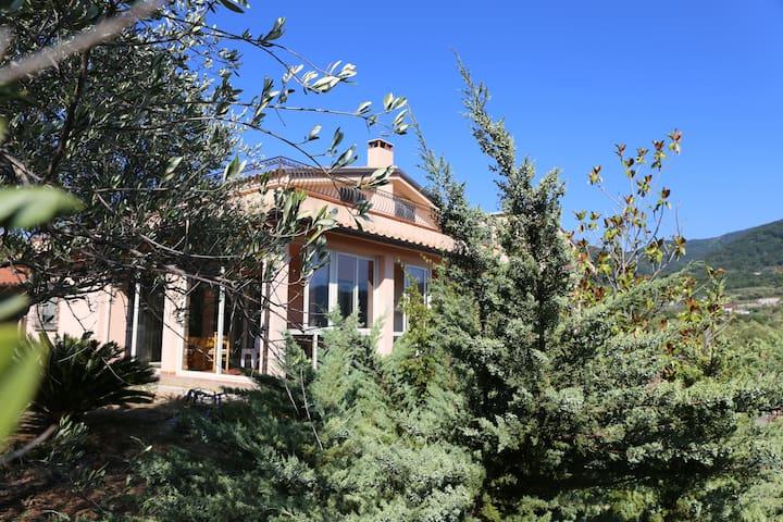 Villa con piscina nel Parco Nazionale del Cilento1 - Ceraso - Appartement