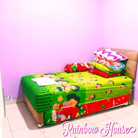 Rainbow house - Laweyan - Ev