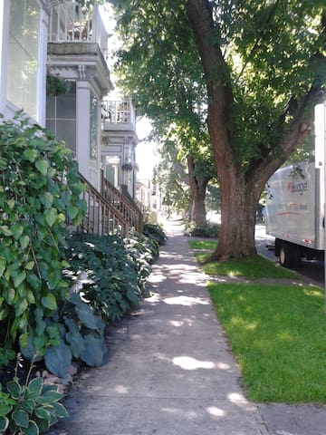 Quiet 2 Bedroom Flat close to Downtown, Commons. - Halifax - Apartmen