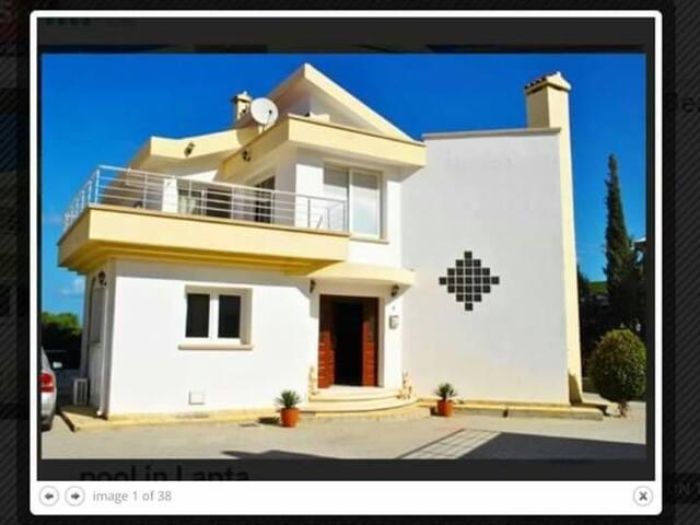 Cyprus Holidays - Lapta - Huis